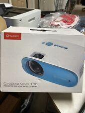 Vankyo: cinemango 100 projector for home entertainment, model number: BL-47
