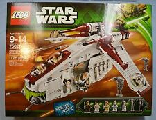 LEGO Star Wars REPUBLIC GUNSHIP 75021 Brand NEW Sealed Box Set Retired