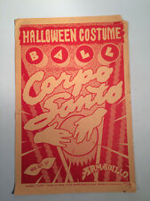 1979 GUY JUKE Armadillo World Headquarters Halloween Costume Ball Austin TX