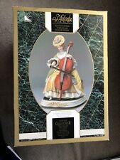 "New ListingMelody In Motion Madame Cello Player. ""The Swan� New"
