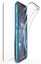 Tri-Max Clear Screen Guard Full Body TPU Wrap Case Cover for Apple iPhone XR
