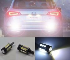 2x T15 Error Free LED Reverse Back up Light Bulb For Audi A4 B8 Rs4 2010-2015