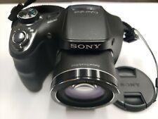 Sony Cyber-Shot DSC-H300 20.1 MPixel digital camera, 35x optical zoom lens, USED