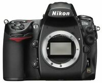 Nikon Digital Single-Lens Reflex Camera D700 Body