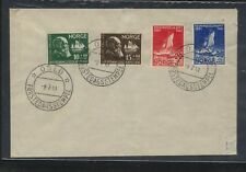 Norway B20-23 first day cancel cover Ms0123