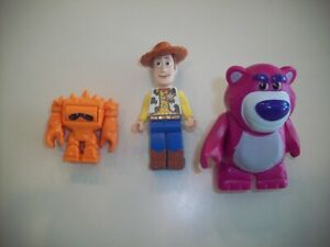 NEW DISNEY TOY STORY LOTSO THE BEAR FITS LEGO MINIFIGURE USA SELLER