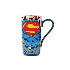 SUPERMAN - MUG LATTE STYLE RETRO - SUPER STRENGTH PROMO