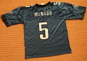 Philadelphia Eagles, NFL Jersey by Adidas, Boys XL, #5 McNabb