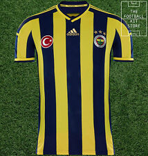 Fenerbahce Home Shirt - Official adidas Football Jersey - Mens - All Sizes