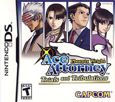 Nintendo DS Phoenix Wright Ace Attorney 3 / Game VideoGames