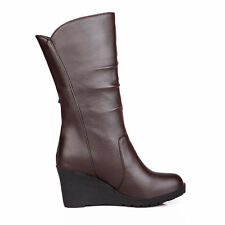 Women's Party Wedge Boots