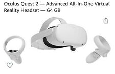 Oculus Quest 2 PREORDER - VR Headset - 64GB - WHITE