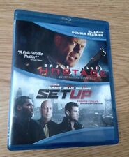 ** Hostage/Set Up (Blu-ray Disc, 2013, 2-Disc Set)