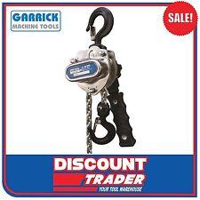 Garrick Lever Hoist 0.5T 1.5m - GLH050