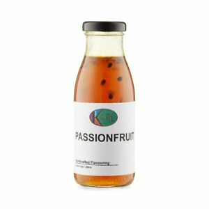 Passionfruit Flavouring, Great for Flavouring Kombucha
