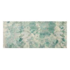 Hartschaumbild Wandbild Forex Fine Art Print Eisblume Abstrakt Panorama Quer