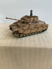 Roco Minitanks 1/87 scale German WWII PANZER IV TANK PAINTED DETAILED