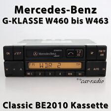 Original Mercedes Classic Becker BE2010 Kassette Autoradio W460-W463 G-Klasse