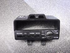 85 86 Suzuki GV700 GV 700 GLF Pilot Box Lamp Gauge Lights Cover