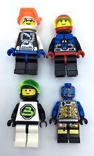LEGO SPACE MINIFIGURES VINTAGE ASTRONAUT ALIENS ICE PLANET SPYRIUS YOU PICK!