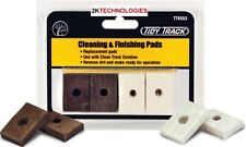 Woodland Tidy Track TT4553 Spare Parts - Cleaning & Finishing Pads  x 4 each 1st