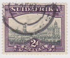 (RSA90)1926 SouthAfrica 2d blue &violet union build(C)