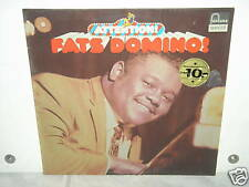 "*FATS DOMINO""Attention! Series-12""Inch Fonta Record LP*"