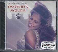PASTORA SOLER - Una mujer como yo CD Album 15TR EUROVISION 2012 SPAIN RARE!!