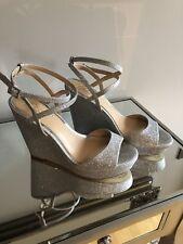 badgley mischka Shoes Wedding Wedges UK4