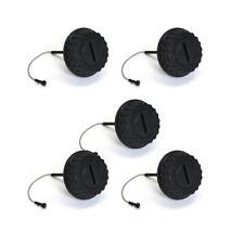 5Pcs Fuel Filler Cap+Sealing Ring 0000 350 0531 FOR STIHL MS066 MS660 MS650