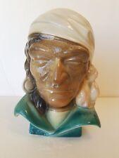 Royal Copley Pirate Head Vase