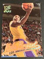 1996-97 Fleer Ultra #52 Kobe Bryant Rc Lakers Damaged