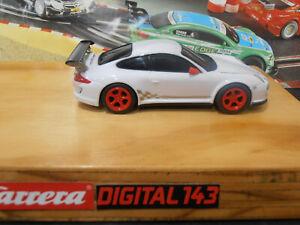 Carrera Digital 143 Porsche 911GT3 RSR Tuning Race-Motor,Tyres, Gear, Magnet 3