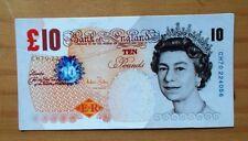 Sticker 10 Pound Banknote Sticker Gloss-Optics - Stickerbomb Laptop Skateboard