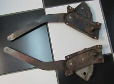 SETS LEFT AND RIGHT 1951 TO 1955 CHEVROLET GMC WINDOW GLASS REGULATOR