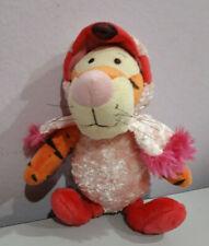 Disney Tigger Pink Bird Winnie The Pooh Plush Stuffed Animal Soft Toy SEGA 2003