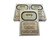 More details for *** oyo *** las vegas casino playing poker cards choose quantity