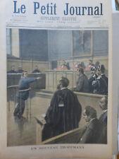 1896 PP AVOCATS JUSTICE PROCES TROPPMANN ASSASSIN PACOTTE