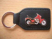 Schlüsselanhänger Suzuki Intruder rot red Art. 0080 Motorrad Motorbike Moto