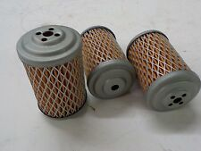 """PANHEAD KNUCKLEHEAD """"NEW"""" (3) SIDE MOUNT OIL FILTER #63840-48A"""