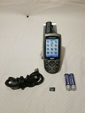 Garmin GPSmap 60CSx Handheld GPS - Grey * W/ USB Cable, SD Card (4 gb)+ Battery