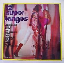"""33 tours Juan IBANEZ Disque Vinyl LP 12"""" 12 SUPER TANGOS - DOM 1604 Frais Rèduit"""