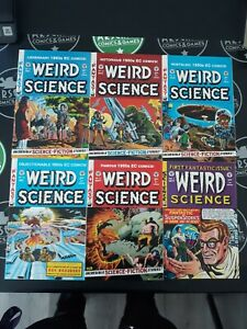 Weird Science EC 1992 Vintage Horror Reprints SETS VF/NM Cryptkeeper