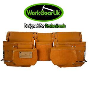 WorkGearUK Tool Belt 11 Pocket WG-PX09