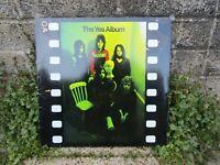 Yes - The yes album - vintage vinyl record Album LP 1971 Atlantic