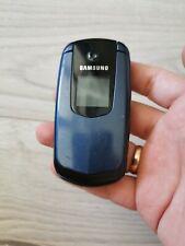 Samsung SGH E2210B Azul (Desbloqueado) Teléfono Móvil
