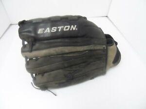 "Easton Black/Grey 14"" Baseball/Softball Glove Havoc HVC 14 - RHT"