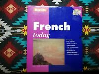 Berlitz French Learner's Guide Workbook/Cassette French Learning Tool