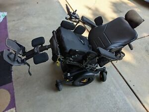 permobil m3 corpus electric power wheelchair 2018 w/ new batteries