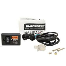 Quicksilver Marine 87-815200A-1 Black Boat Transom Mounted Tilt Switch Kit